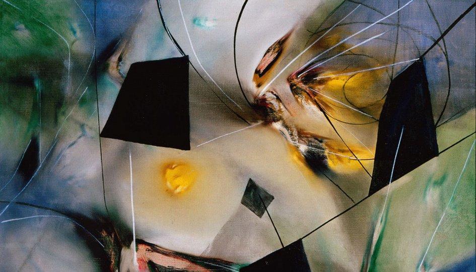 Выставки: Роберто Матта и четвертое измерение