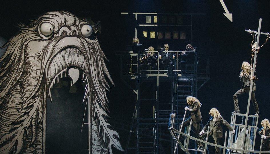 Театр: Ворон, Санкт-Петербург