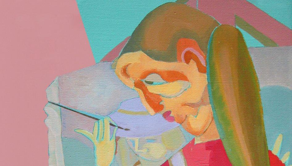 Выставки: Ольга Гурьянова. Без прикрас