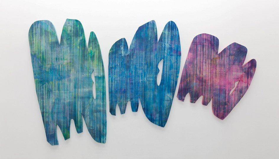 Выставки: Колин Пено и Рауль Диас Рейес. Пятно и вспышка