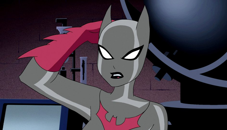 Кино: «Бэтмен и тайна женщины-летучей мыши»