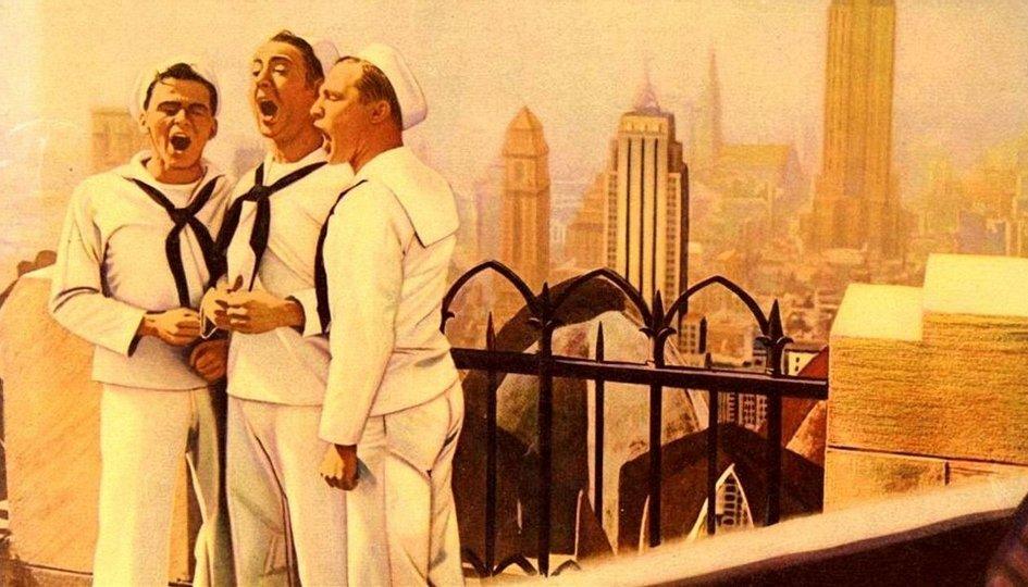 Кино: «Увольнение в город»