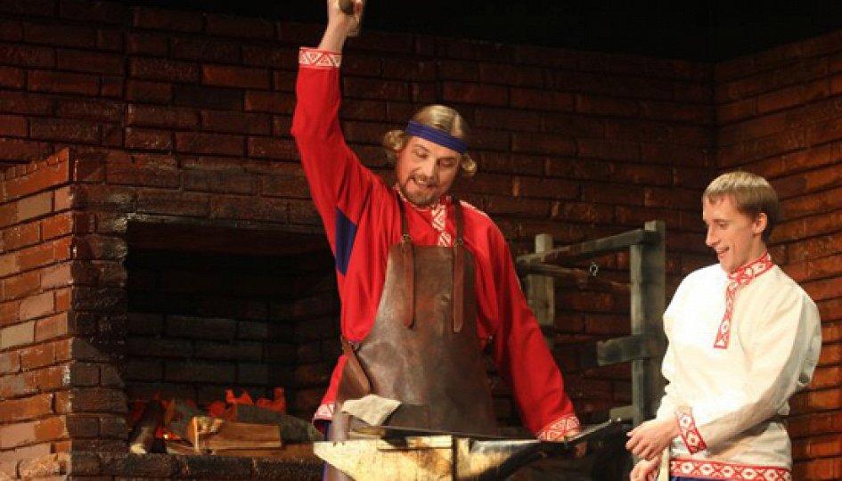 Театр: Волшебный уголек