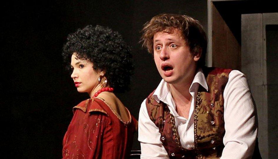 Театр: Мольер «Тартюф». В Школе клоунов