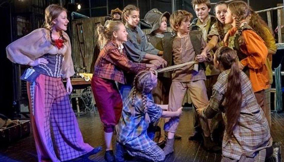 Театр: Приключения Оливера Твиста