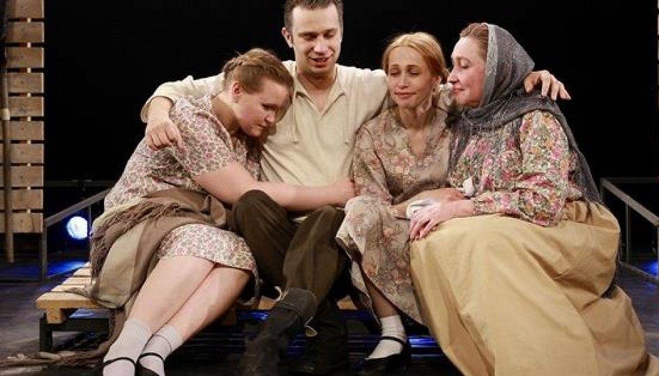 Театр: Саня, Ваня, с ними Римас