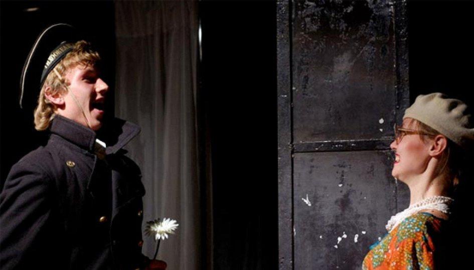 Театр: Женщина. Сказки