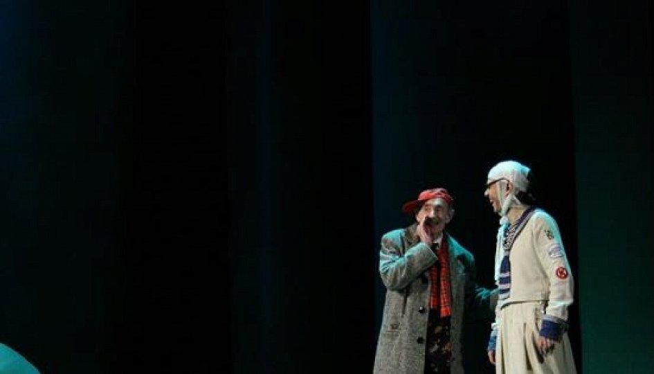 Театр: Виндзорские проказницы