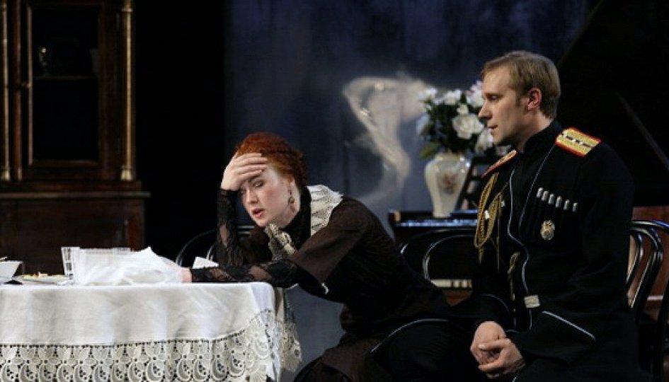 Театр: Дни Турбиных, Новосибирск