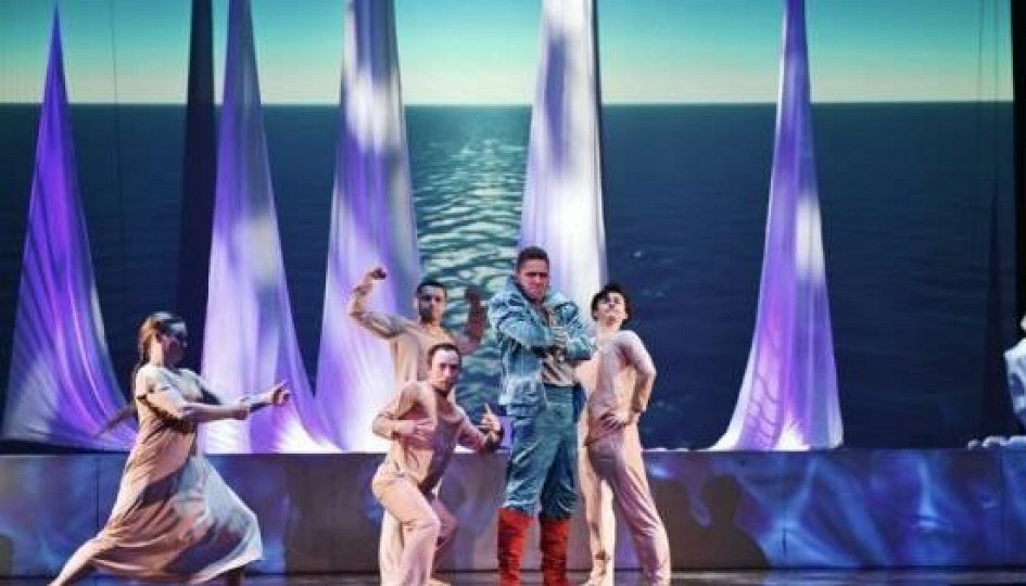 Театр: Русалочка, Екатеринбург
