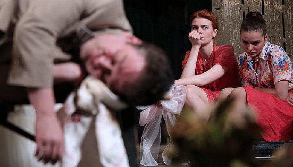 Театр: Плешивый Амур, Москва
