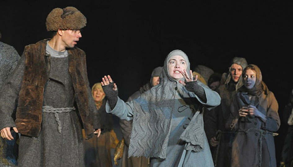 Театр: Борис Годунов, Москва