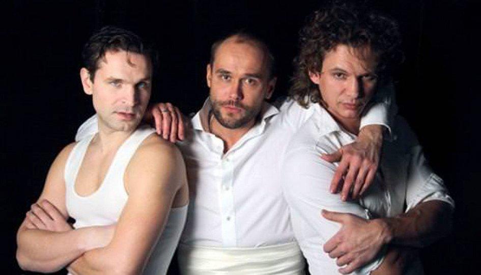 Театр: Все о мужчинах
