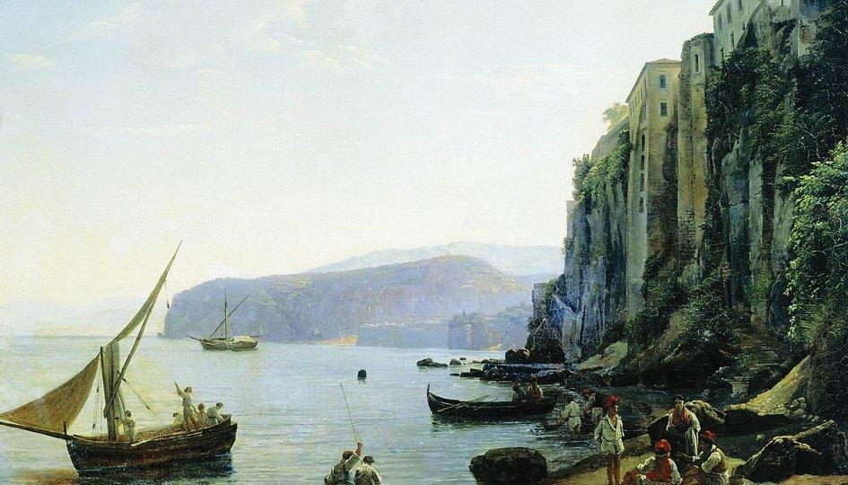 Выставки: Русское искусство XVIII–XIX веков