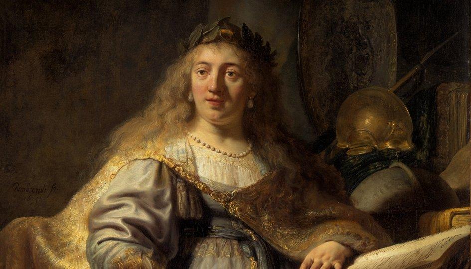 Выставки: Эпоха Рембрандта и Вермеера. Шедевры Лейденской коллекции