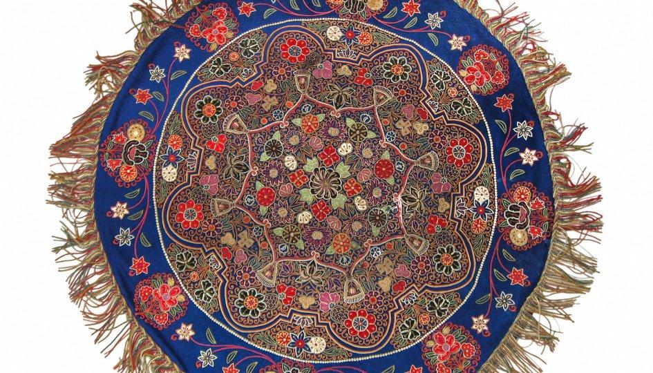Выставки: Гармония пространства. Традиционное искусство Азербайджана