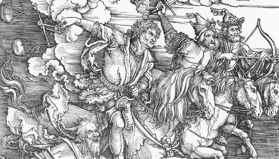 Выставки: Откровение: Альбрехт Дюрер и искусство Северного Возрождения