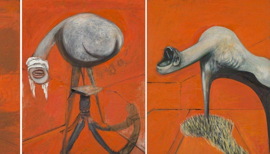 Выставки: Фрэнсис Бэкон, Люсьен Фрейд и лондонская школа