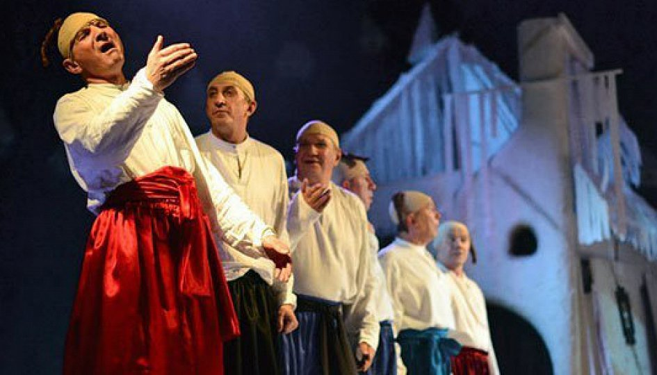 Театр: Вечера на хуторе близ Диканьки