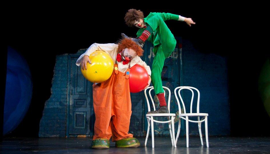 Театр: Детская покатушка