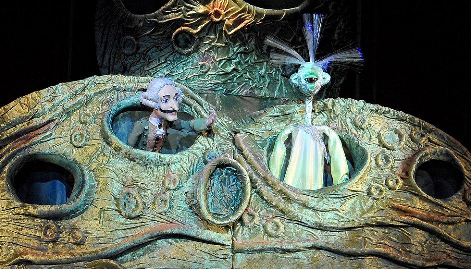 Театр: Барон Мюнхгаузен