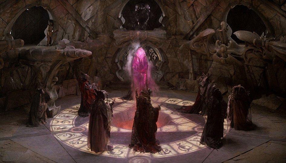 Кино: «Темный кристалл»