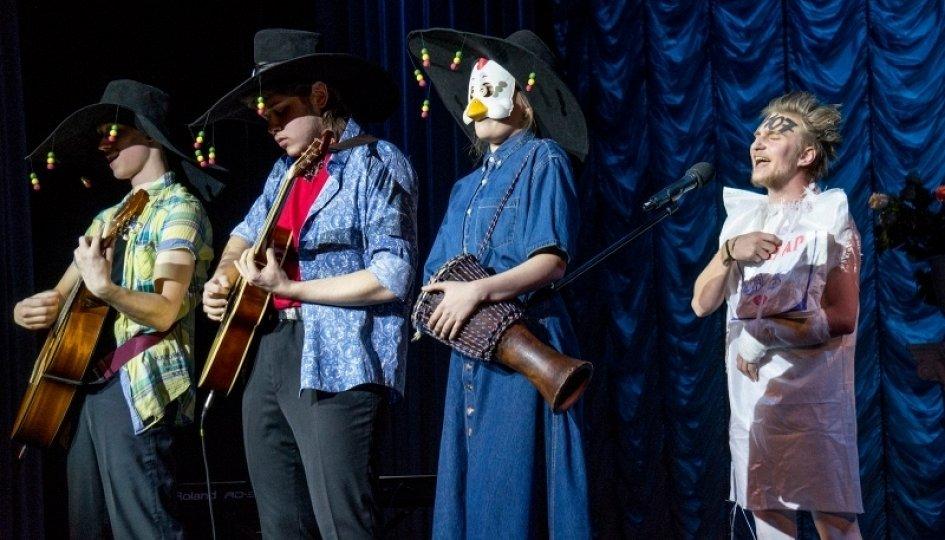 Концерты: Гала-концерт «Фестиваля актерской песни»