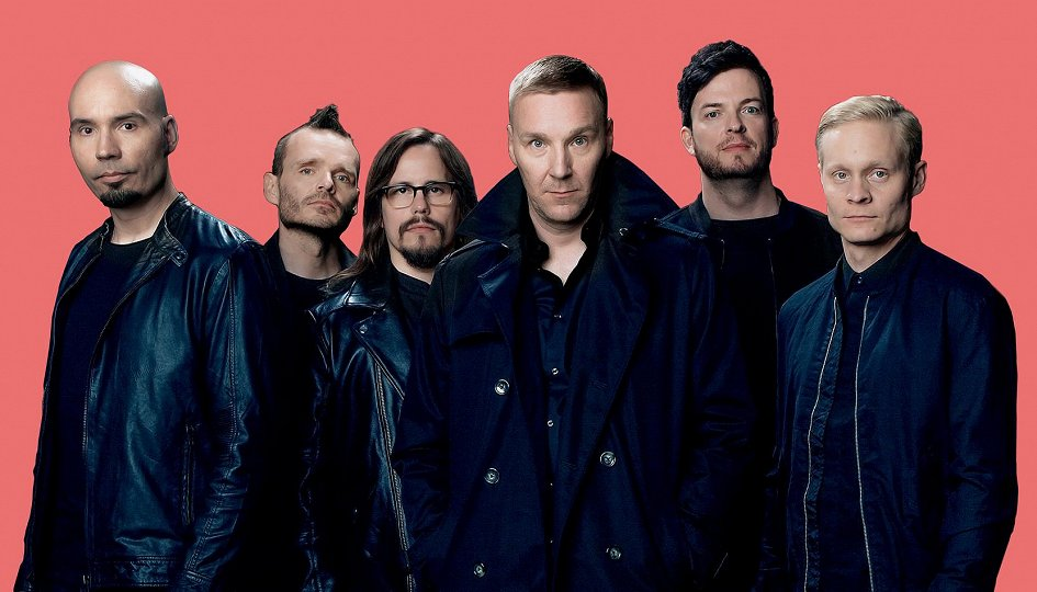 Концерты: Poets of the Fall