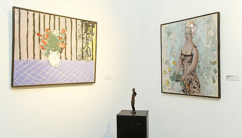 Выставки: Анатолий Окороков