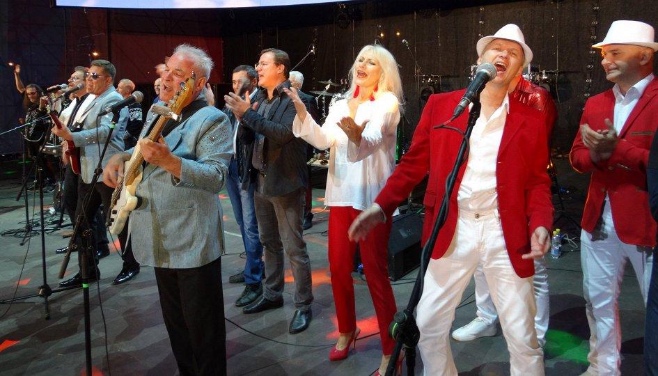 Концерты: ВИА «Здравствуй песня»