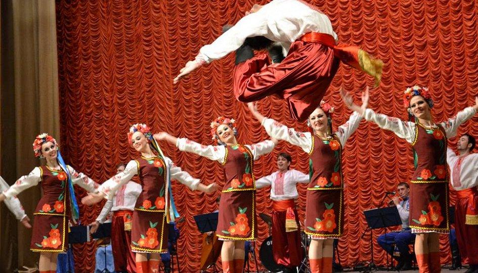 Концерты: Астраханский государственный ансамбль песни и танца