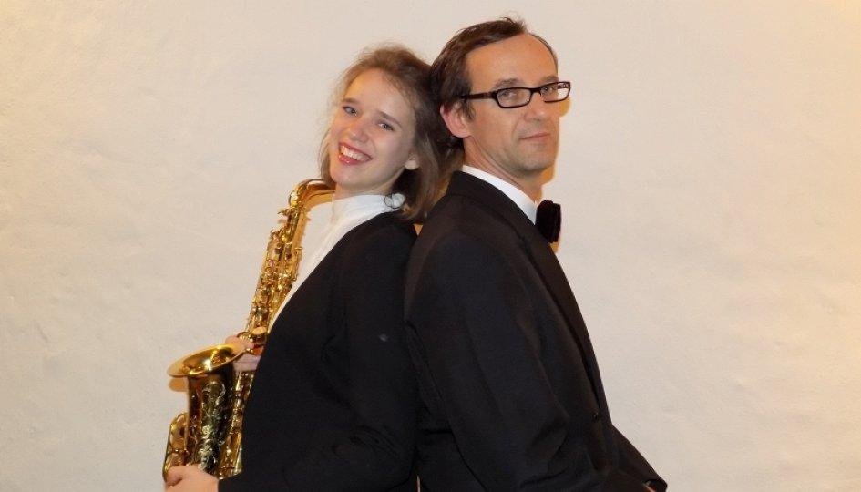 Концерты: «Классика встречает джаз»: Сергей Черепанов, Соня Черепанова