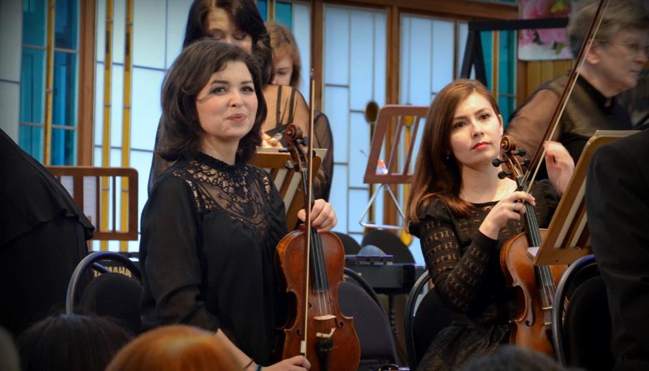 Концерты: «Вечер классической музыки»: Кубанский симфонический оркестр