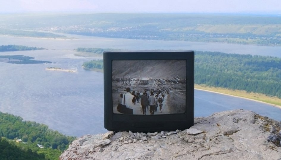Выставки: Ширяевская биеннале. Среднерусский дзен