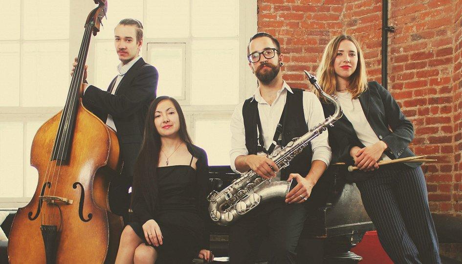 Концерты: Masala Quartet