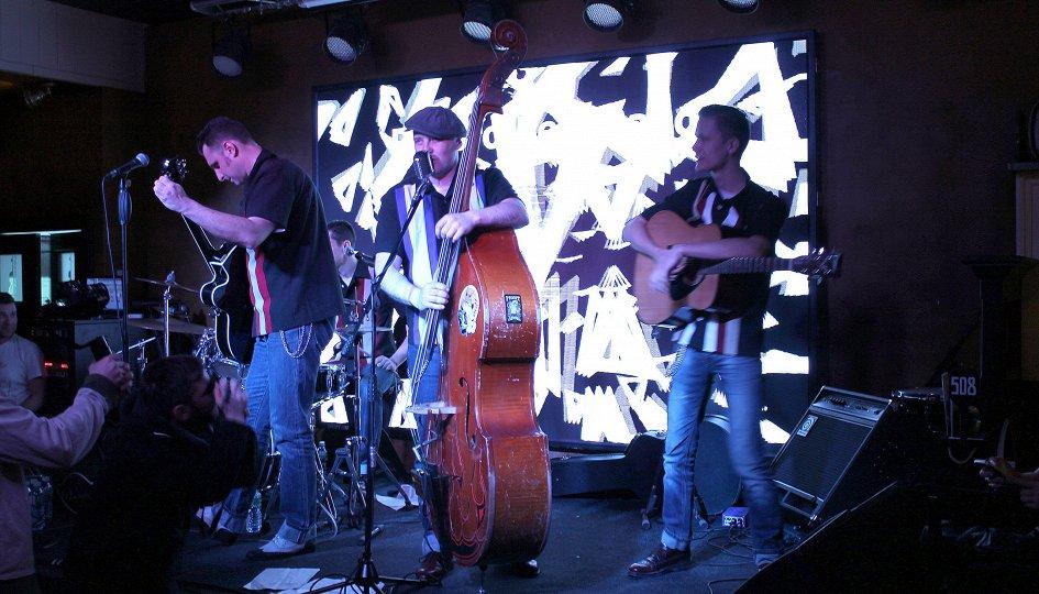 Концерты: PanBrothers Band