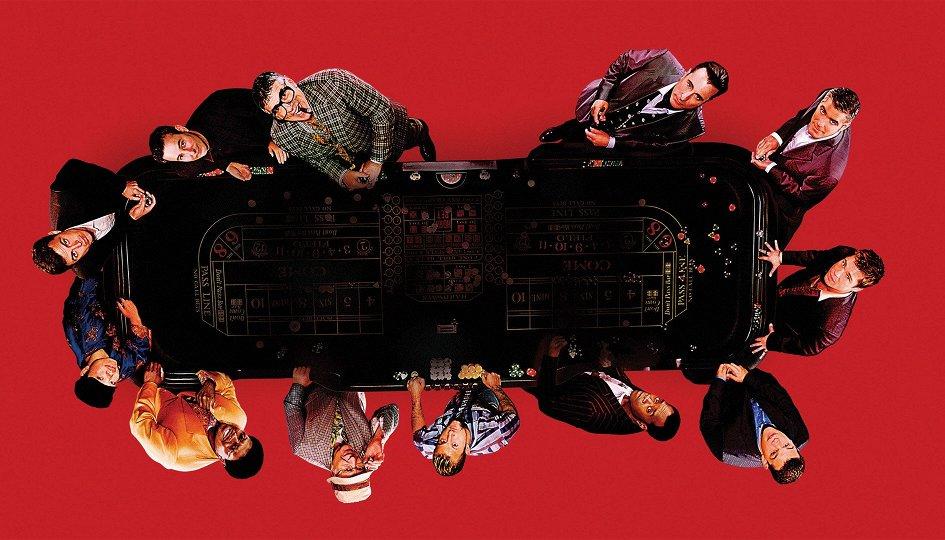 Кино: «Тринадцать друзей Оушена»