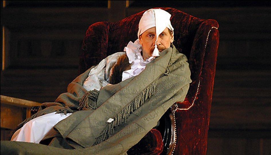 Театр: Мнимый больной, Москва