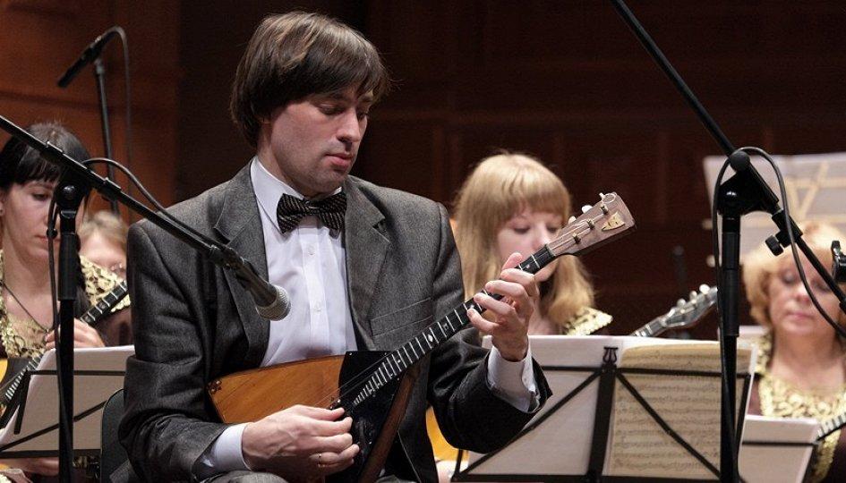 Концерты: «Два века русской музыки»: Алексей Буряков и Евгения Бурякова