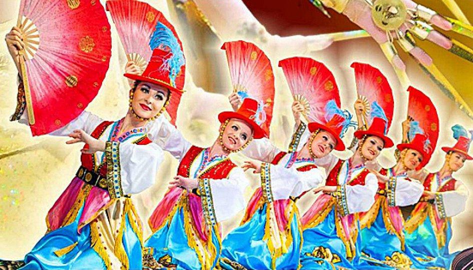 Магия Солнца. Песни и танцы народов мира