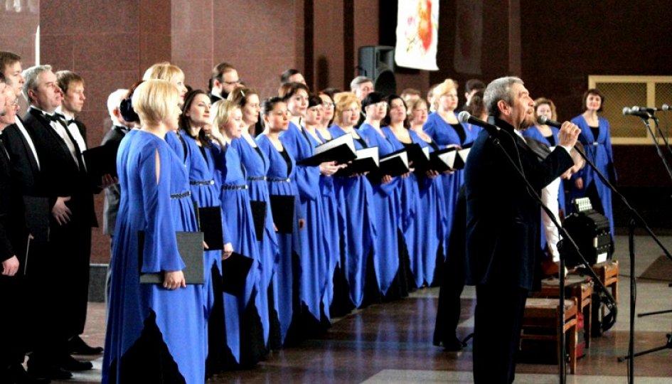 Концерты: «Богородице, дево, радуйся»: Новосибирская хоровая капелла