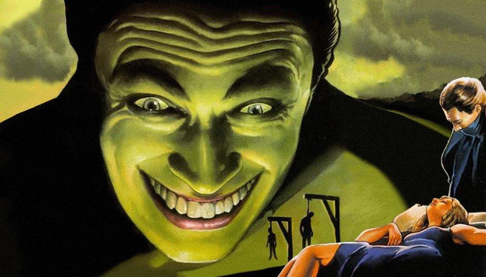 Кино: «Человек, который смеется»