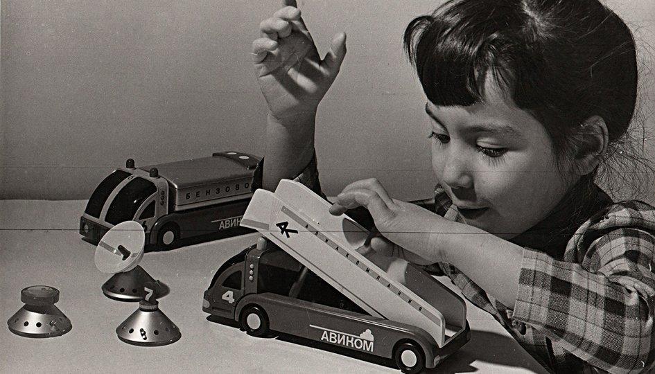 Выставки: Техническая эстетика. 19 историй о советском дизайне