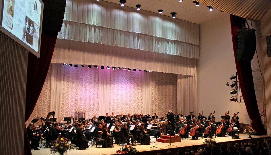 Концерты: Солисты музыкально-литературного лектория
