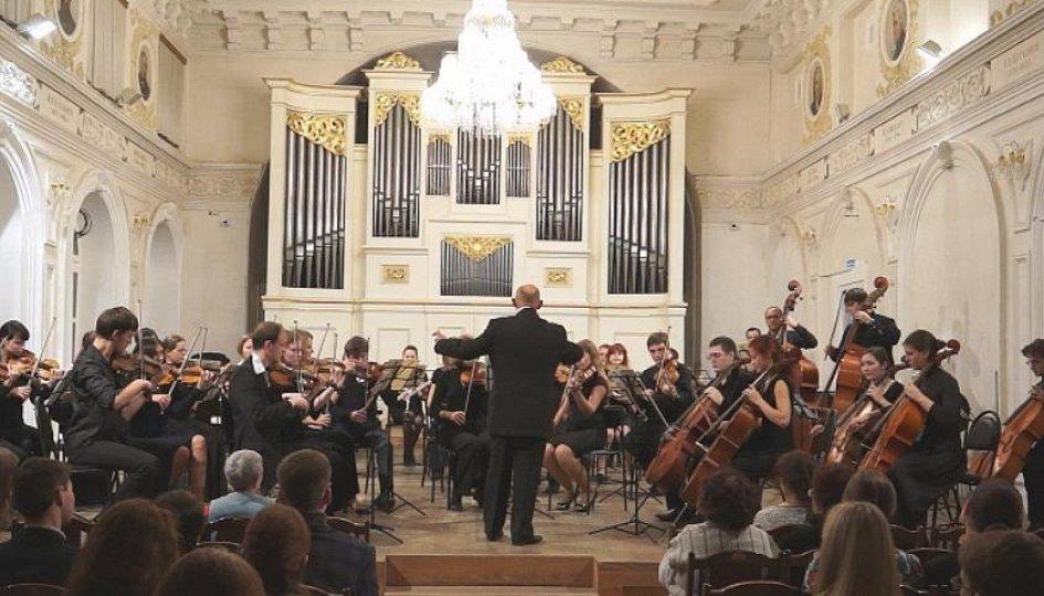 Концерты: Симфонический оркестр консерватории
