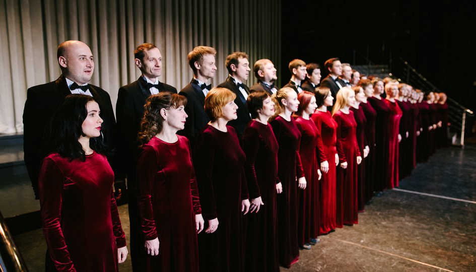 Концерты: «Солдатские песни»: Хоровая капелла
