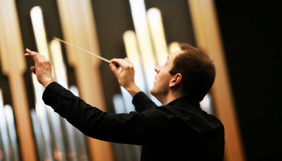 Концерты: Кубанский симфонический оркестр. Дирижер Денис Ивенский