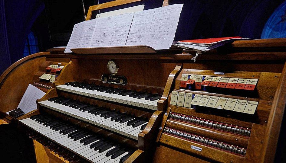 Концерты: Владимир Магалашвили (орган, Германия), Карина Горбанова (орган)