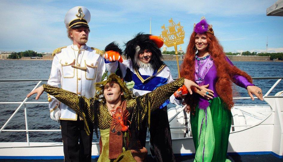 Театр: Приключение Кота-морехода на Неве