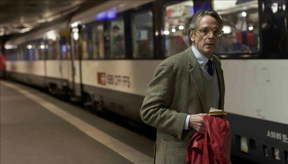 Кино: «Ночной поезд до Лиссабона»